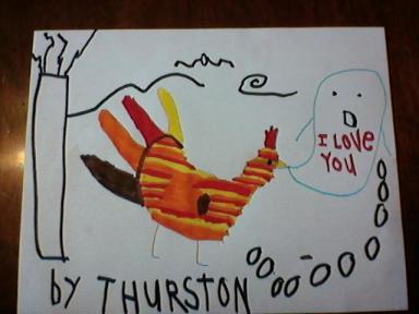Thurston's turkey 2012